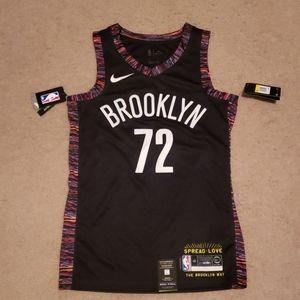"Nike NBA Swingman Jersey  ""Biggie"" Nets City Editi"